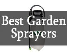 Best Garden Sprayers