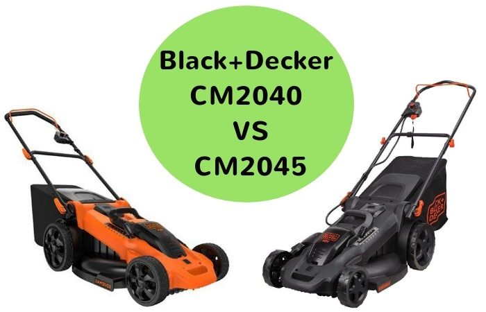 Black+Decker CM2040 VS CM2045
