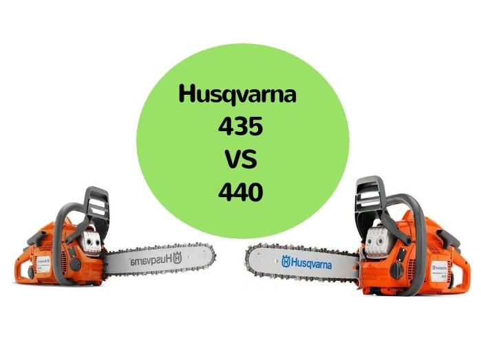 Husqvarna 435 VS 440