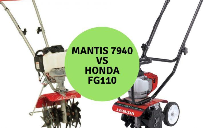 Mantis 7940 vs Honda FG110
