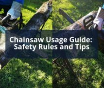 Chainsaw Usage Guide Safety Rules and Tips