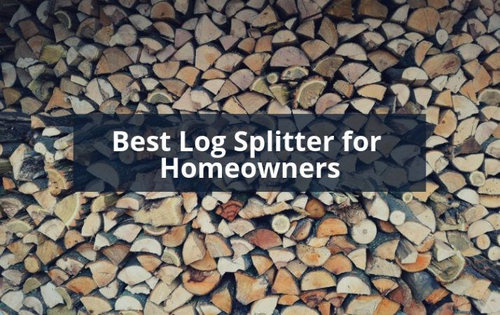 Best Log Splitter for Homeowners