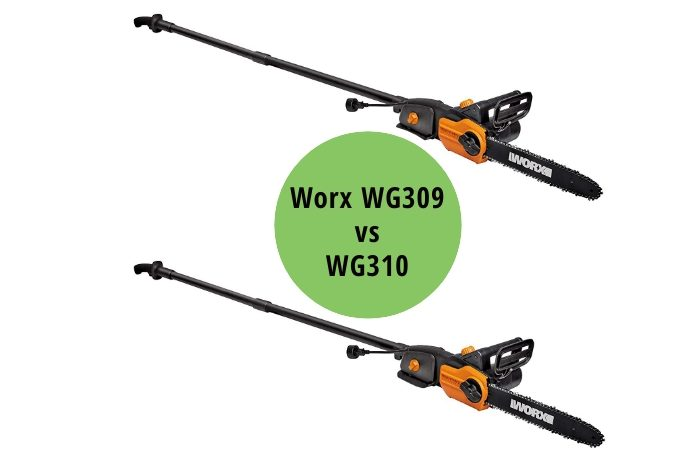 Worx WG309 vs WG310