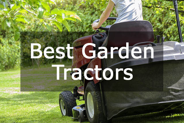 Best garden tractors Reviews