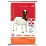 Purina Animal Nutrition Purina Goat Mineral 25