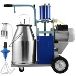 Happybuy Electric Milking Machine