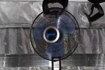 Oscillating Fans for Grow Tent