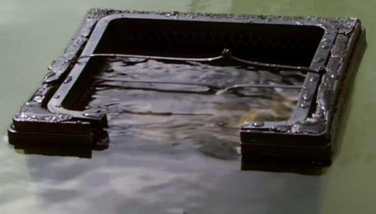 Floating Pond Skimmer