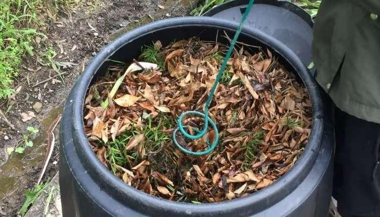 Compost Aerator Tool